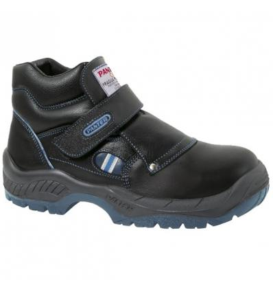 Bota Panter Fragua Velcro Plus S3