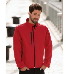 Chaqueta SoftShell Hombre Russell 438