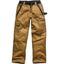 Pantalon Dickies Industry 300 Khaki/Black