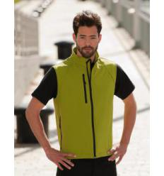 Chaleco Softshell hombre Russell