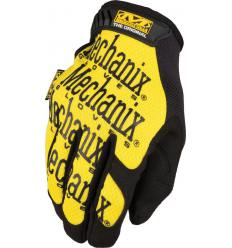 Guante Mechanix  The Original Yellow