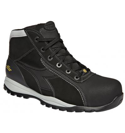 Zapato Diadora Glove Tech High Pro S3 negro