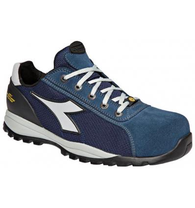 Zapato Diadora Glove Tech Low S1P azul