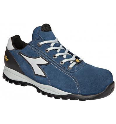 Zapato Diadora Glove Tech Low S3 Azul