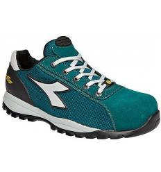 Zapato Diadora Glove Tech Low S1P verde