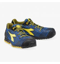 Zapato Diadora Beat DA2 Text Low S1P azul