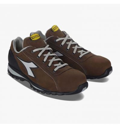 Zapato Diadora Glove Low Marron S3
