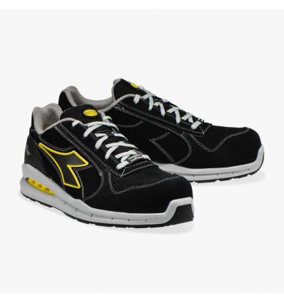 Zapato Diadora Run Net Airbox Low S3 negro