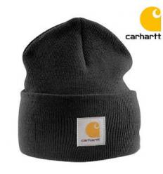 GORRO CARHARTT WATCH HAT BLACK