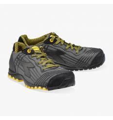 Zapato Diadora Beat DA2 Text Low S1P negro