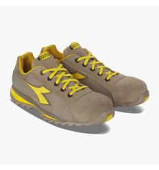 Zapato Diadora Glove Text S1P gris lunar