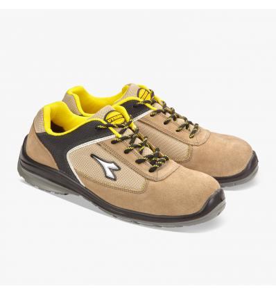Zapato Diadora Blitz Low S1P Beige